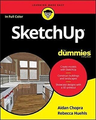 SketchUp For Dummies 2017   Read on PC/Phone/Tablet
