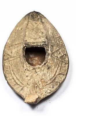 Ancient Holy Land Oil Lamp