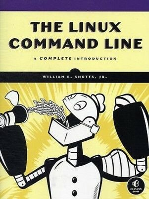 The Linux Command Line: A Complete Introduction Read on PC/Phone/Tablet