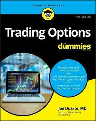 Trading Options for Dummies, 3rd Edition 2017 PDF Read on PC/SmartPhone/Tablet