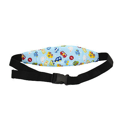 UK Child Kids Safety Car Seat Sleep Aid Head Support Belt Eliminates Pressure