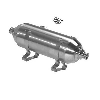 Compressed Air Tank, Stainless Steel, Small, 16 Bar O.Fittings,Container