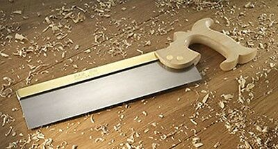 "Thomas Flinn Pax 10"" Tenon Saw 1776 - Made in Sheffield, England"