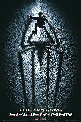 The Amazing Spiderman Shadow Poster New Large 61 x 91.5cm Official Maxi FP2718