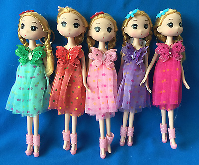 Just arrived! New! School Girl Dolls ~  Key Rings 24cms tall