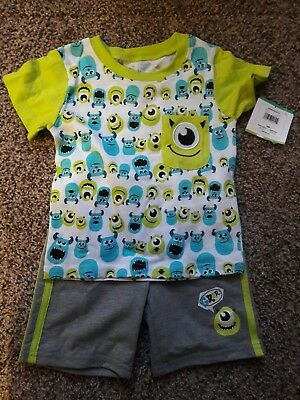 monster inc baby clothes size 18m