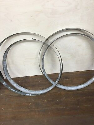 6 Wine Barrel Hoops from napa valley California wine country