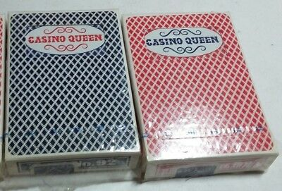 Casino Queen Illinois Casino Playing Cards One (1) Deck