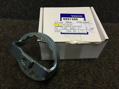Genuine Volvo Oil Filter Housing Removal Special Tool - Ved Engine 9997499
