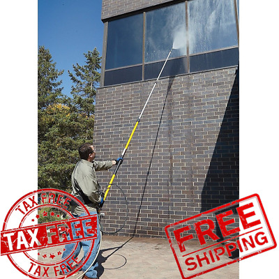 NOTAX Power Washer Wand Telescoping Heavy Duty Extension Sprayer Outdoor Tools Y
