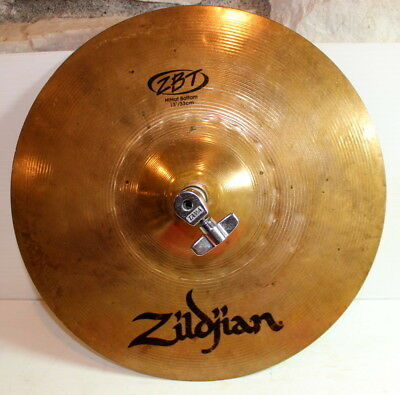 "Zildjian Cymbal 13""/33cm K Custom Dark Hi Hat Bottom"