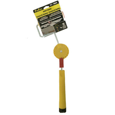 "FasTrim Paint Edger, 4.5"" Adjustable Handle W/ Roller, 11 Position Adjustable"