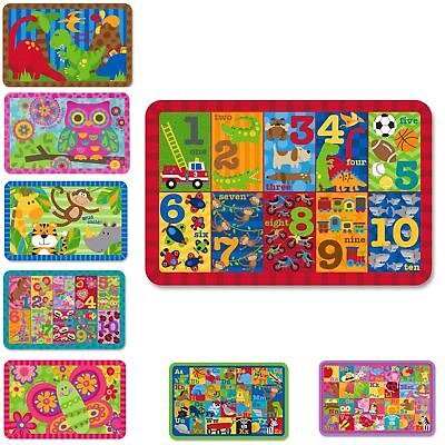 Stephen Joseph Children Kids Dinning Placemat Table Mat New