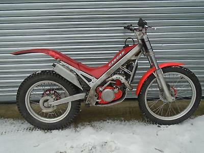 Gas Gas Contact 250 trials bike