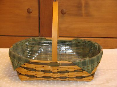 TRADITIONS Collection 1998 HOSPITALITY Basket SET Longaberger Exclusive *NEW*