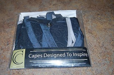 CAPE CONNECTION All Purpose Stylist APRON with SPARKLES Designed to INSPIRE NEW
