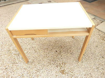 BUREAU systeme tigette  ANDRE   SORNAY     ANNEES  60/70