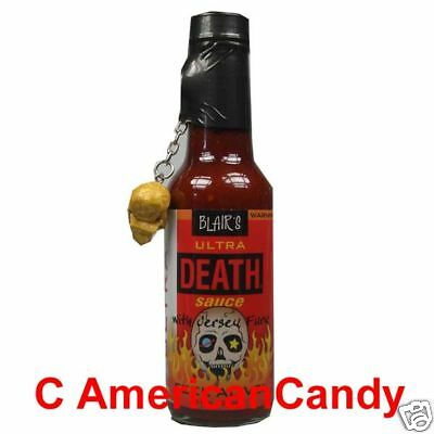 1 Blair's Death Sauce 10 Types Mega Sharp (9,33 €/ 100ml)