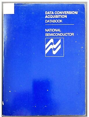 National Semiconductor - Data Conversion / Acquisition Databook 1980