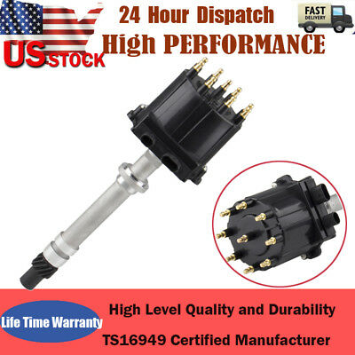 Ignition Distributor For 87-95 Chevy GMC Pickup Truck Van Camaro 5.0L 5.7L 7.4L
