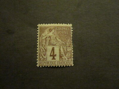 French Colonies #48 Mint Hinged - WDWPhilatelic