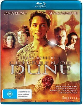 Children of Dune Blu-Ray [New/Sealed] UK Compatible