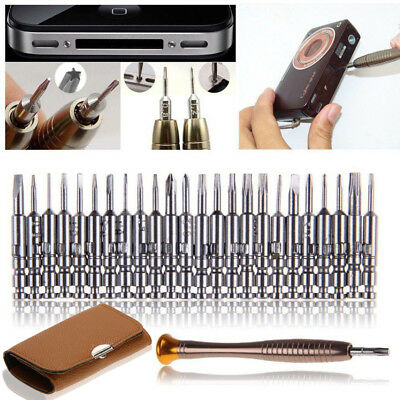 Mini Precision 25 in 1 in 1 Electronic Torx Screwdriver Opening Repair Tools Kit