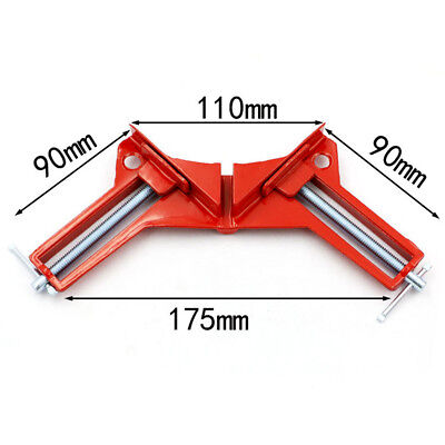 Multifunction Right Angle Clip 90 Degree Clamps Corner Holder Wood Working Tool