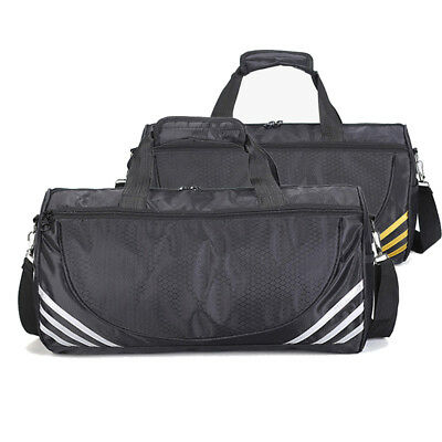 Men's SMALL / LARGE Weekend Holdall Gym & Sports Training Bag Travel Kit Duffle
