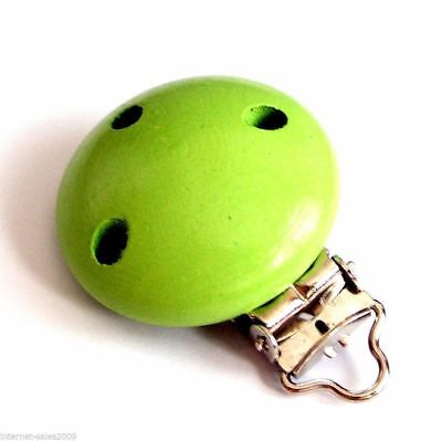 Pinza Clip Para Cadena Chupete Chupetero Holder Dummy Pacifier Soother Chain S1