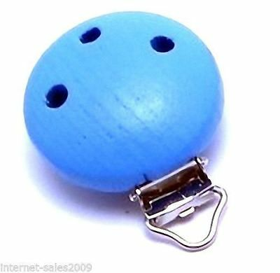 Pinza Clip Para Cadena Chupete Chupetero Holder Dummy Pacifier Soother Chain S2