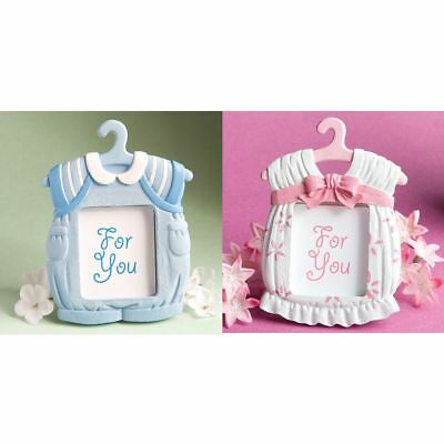 6 Cute Baby Picture Photo Frame Boy Baby Shower Christening Favors Gifts