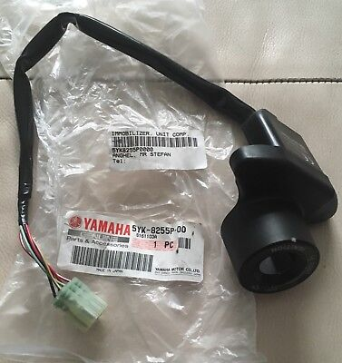 Genuine YAMAHA IMMOBILIZER Unit Complete 5YK8255P0000 MT03 XT660Z Antenna New