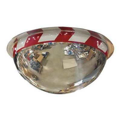 SEE ALL INDUSTRIES PV32-360RT Full Dome Mirror,Hi-Vis,32in dia,Acrylic