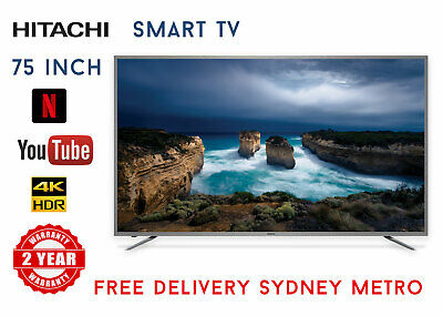 Brand New 55 Inch 4Kuhd Led Smart Tv Android Powered Netflix & Wifi Enabled