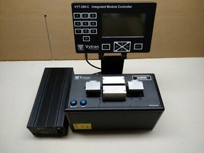 Vytran PTR-200-ARL, VYT-200-C Fiber Recoater and Proof tester, netto: 2334€