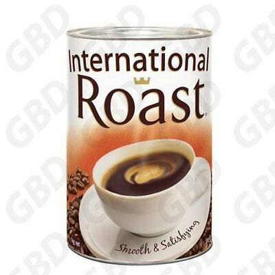 6x INT'L ROAST COFFEE 1KG