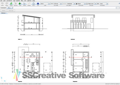 COLLECTION 3D CAD Technical Drawing Design Software DXF