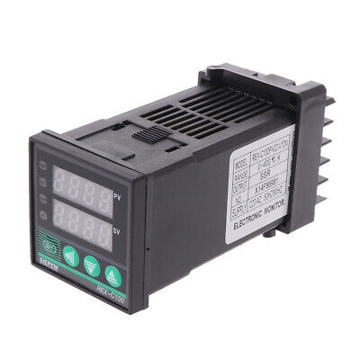 PID Digital Temperature Controller 0 To 400°C REX-C100 K Type Input SSR Output
