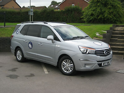 2017 (17) Ssangyong Turismo 2.2TD ( 178ps ) EX