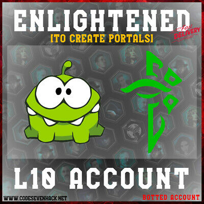 Ingress Level 10 Enlightened Or Res Bot Account Create New Portals Pokestop