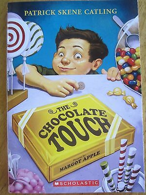 The Chocolate Touch by Patrick Skene Catling NEW Paperback Ages 8-12 RL 4.5