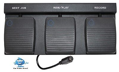DAC FP5000WP, Olympus Hands-Free Large Water-proof Foot Pedal