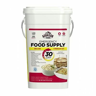 Augason Farms ~ 30 Day Deluxe Kit, Emergency Food Storage, Camping   ** ON SALE
