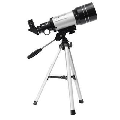 Terrestrial Astronomical Telescope Tripod HD Outdoor Moon Star Space Edu Science