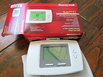 Honeywell TB8575A1000 - Non Programmable Thermostat