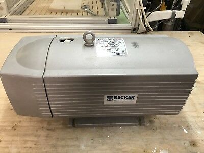 Becker Vacuum Pump VT 4.40 900mb