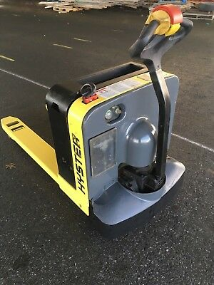 Hyster Electric Pallet Jack 2011 Low Hours