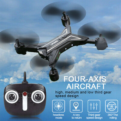 Mini Foldable With Wifi FPV HD Selfie Camera 2.4G 6-Axis RC Quadcopter Drone Toy