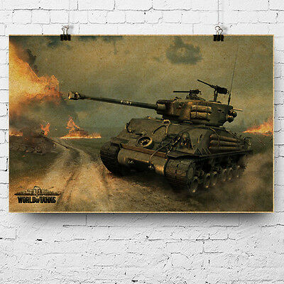 ww2 usa germany russian d day the normandy tank poster printing